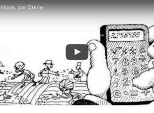 Los transgénicos, por Quino