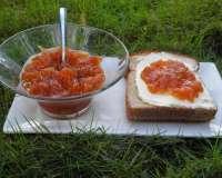 Mermelada de papaya y coco