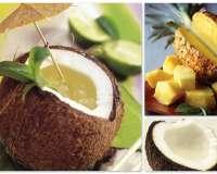 Mermelada de piña y coco