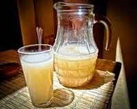 Refresco de maíz frangollo (Sucre)