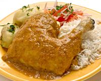 Sajta de pollo (La Paz)